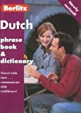 [???]: Berlitz Dutch Phrase Book & Dictionary