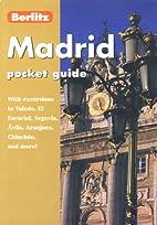 MADRID POCKET GUIDE (Pocket Guides)