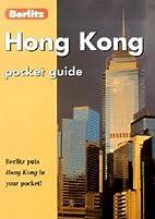 Hong Kong (Berlitz Pocket Guides) by Alice…