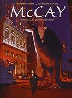 McCay, Tome 4 : La quatrième dimension by…