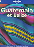 [???]: Lonely Planet Guatemala Et Belize
