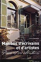 Maisons d'écrivains et d'artistes : Paris…