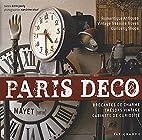Paris déco; brocantes de charme, trésors…