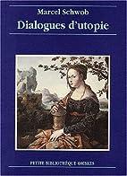 Dialogues d'utopie: contes et récits by…