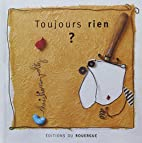 Toujours rien by Christian Voltz