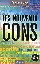 Les nouveaux cons by Etienne Liebig