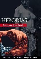 Herodias by Gustave Flaubert