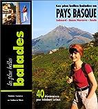 Balades en Pays Basque by Guide Pélican