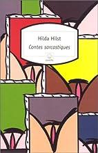 Contes sarcastiques by Hilda Hilst