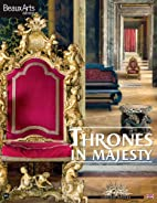 thrones in majesty (anglais) by Collectif