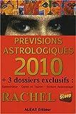 Rachel: Prévisions astrologiques 2010