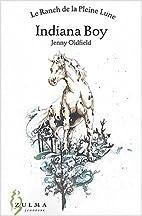 Indiana Boy by Jenny Oldfield
