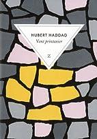 Vent printanier par Hubert Haddad