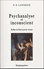 Psychoanalysis and the Unconscious by D. H.…
