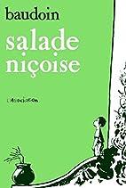 Salade niçoise by Edmond Baudoin