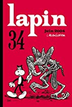 Lapin N34 by Collectif