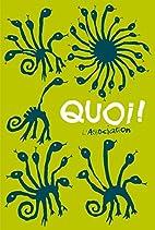Quoi ! by David B.