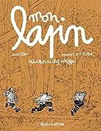 mon Lapin, nº 8 by Patrice Killoffer