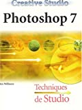 Willmore, Ben: Creative Studio: Photoshop 7, techniques (French Edition)