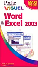 Word & Excel 2003 by maranGraphics