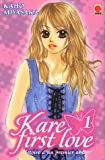 Kaho Miyasaka: Kare First Love, Tome 1 (French Edition)