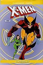 X-Men l'Intégrale : 1983 by Paul Smith
