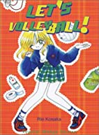 Let's volley-ball by Rie Kosaka
