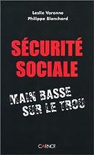 La Sécurité sociale by Adrian Darmon