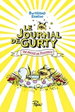 Le Journal de Gurty : Vacances en Provence - Bertrand Santini