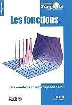 Les fonctions - Des nombres en…