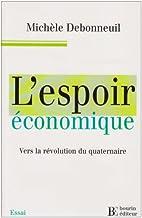 L'espoir économique : Vers la révolution…