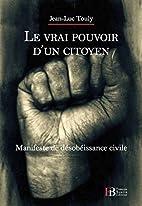 Le vrai pouvoir d'un citoyen :…
