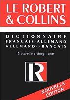 Le Robert et Collins GEM - Dictionnaire…