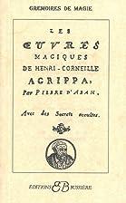 Les Oeuvres Magiques de Henri-Corneille…