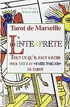 Tarot de Marseille -…