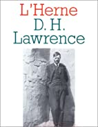 D. H. Lawrence by Ginette Katz-Roy