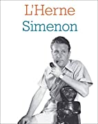 Georges Simenon by Laurence Tacou