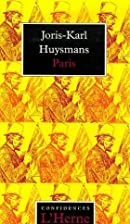 A Paris by Joris-Karl Huysmans