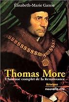 Thomas More: l'homme complet de la…