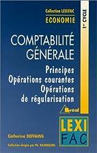 Comptabilité générale by Catherine…