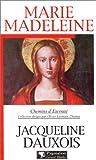 Dauxois, Jacqueline: Marie madeleine (French Edition)