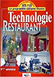 Ferret: Technologie restaurant, 1re année (French Edition)