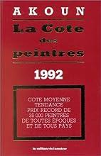 La Cote Des Peintres (Spanish Edition) by…