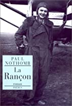 Rancon (La) by Paul Nothomb