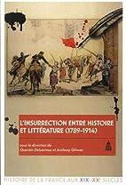 L'insurrection entre histoire et…