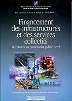 Financement des infrastructures et des…