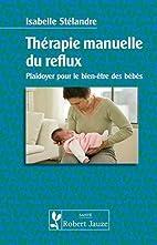Thérapie manuelle du reflux:…