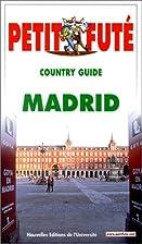 Madrid 2000-2001 by Guide Petit Futé