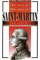 Saint-Martin by Jean-Marc Vivenza