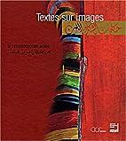 Art contemporain arabe. Textes sur images…